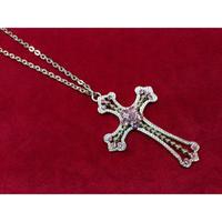 【MAXICIMAM】ラブリー十字架ネックレス/A88005-32