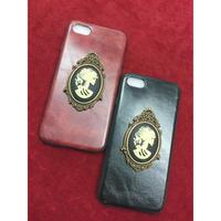 【Phantom Jewelry】レザー調iPhoneケース 【iPhone7/8対応】