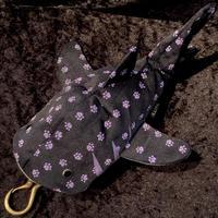 【KASEI】タタミベリザメ6+【肉球(黒×紫)】