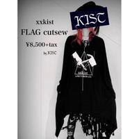 【xxkist】 FLAG cutsew