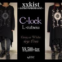【xxkist】 C-lock L-cutsew