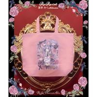 【RoyalPrincessAlice】RuRucatトートバッグ/ピンク (夏芽みくコラボレーション)