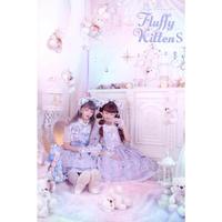 【RoyalPrincessAlice】Fluffy Kittens ジャンパースカート ・ねこ助コラボ