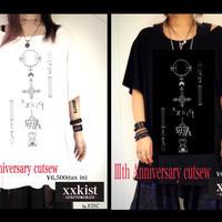 【xxkist】Ⅲth Anniversary cutsew