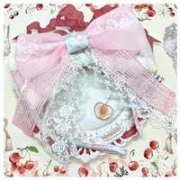 【MAXICIMAM】チョコミントくまのコティちゃんとマムリンのシャボン玉カチューシャ/8WH025