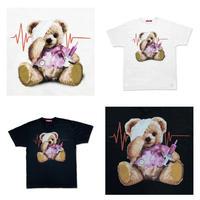 【Amilige】Hospital Bear BIG Tシャツ(82002141001)