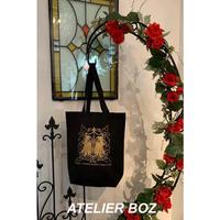 【ATELIER BOZ】ATELIER BOZオリジナルトートバッグ(中)/BZ9527