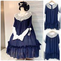 【Princess Doll】Dream Dress  /Navy