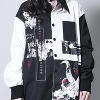【SEXPOTReVeNGe】ROUGE BIG シャツ【SB02053】