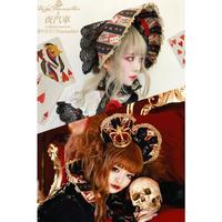 【RoyalPrincessAlice】赤の女王エリザベスカラー (クィーンレッド) 夜汽車コラボ