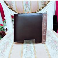 【artherapie】ATメタルプレートアドバン 二つ折り財布