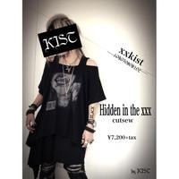 【xxkist】Hidden in the xxx Cutsew
