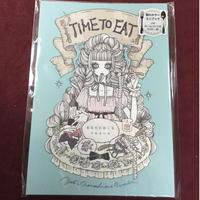 【Princess Doll】イラストレーター妖 フルカラーミニブック TIME TO EAT