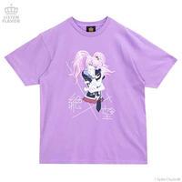 【LISTEN FLAVOR】江ノ島盾子の絶望Tシャツ (DRLH-00150)