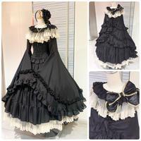 【Triple*fortune】リリウムドレス/ブラック