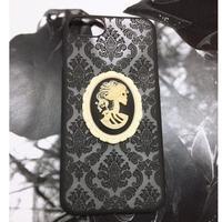 【Phantom Jewelry】ダマスク柄iPhoneケース 【iPhone7対応】