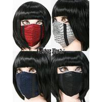 【Qutie Frash】ファッションマスク~パイソンサテン~(7827-AC)