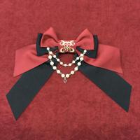 【Enchantlic Enchantilly】ロゴ刺繍リボンブローチ◆ご予約受付中◆