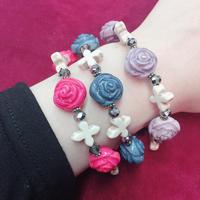 【Phantom Jewelry】秘密の花園ブレスレット
