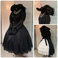 【Victorian maiden】Swan Lake レースアップドレス