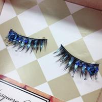 【まよなかのこいびと展】Masquerade/Eyelash extensions/Blue Rose/EL2019090811