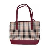 Burberry vintage bag -B020-