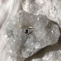 silver925 ball ring -100-