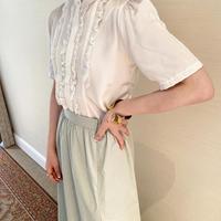 vintage blouse -FA442-