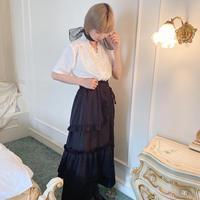 vintage blouse -FA370-