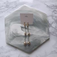 handmade  ball_earring  -636-