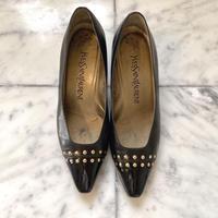 Yves Saint-Laurent  vintage shose -BR02-