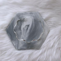 silver925 choker  -504-
