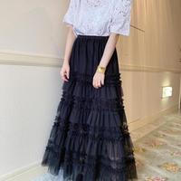 vintage blouse  -FA458-