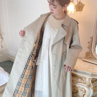 vintage Burberry trench coat -FA363-