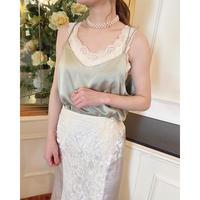 glossy camisole   -FA402-