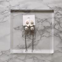 handmade  parl_earring  -629-