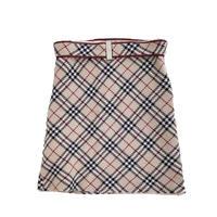 Burberry vintage skirt -B026-
