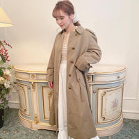vintage burberry trench coat -FA351-
