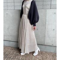 sleeve knit  cardigan -FA497-