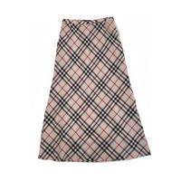 Burberry vintage skirt -B027-
