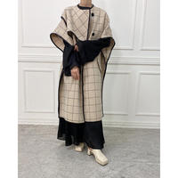 design poncho coat