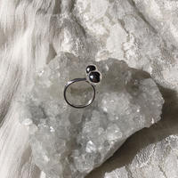 silver925  ball ring -111-