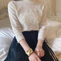 vintage lace tops -FA356-