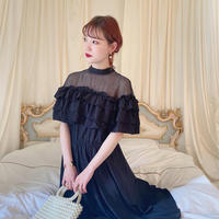 vintage dress -FA359-