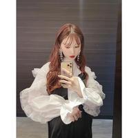 Acka original lace blouse -FA331-