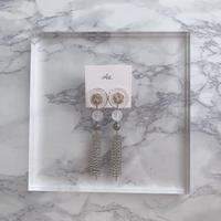 handmade  earring  -624-