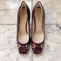 Yves Saint-Laurent  vintage shose -BR04-