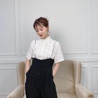 vintage blouse -FA445-
