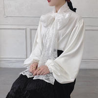 Acka _original  ribbon blouse