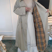 vintage burberry trench coat -FA352-